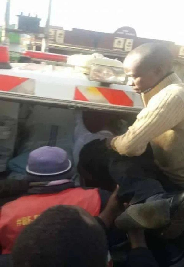 DP Ruto's ex-son in law clobbered to within inches of his life in campaigns, details