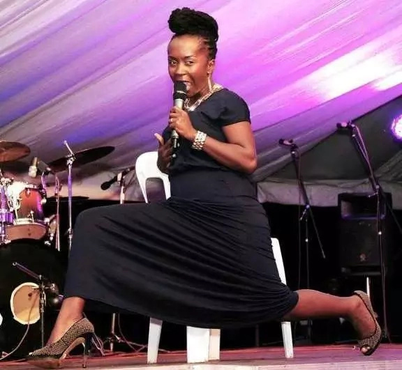 Thieves break into Anne Kansiime's bar