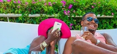 Deal with your lives leave mine alone - Akothee's manager Nelly Oaks warns