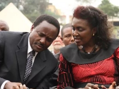 What Do We Currently Know About Kalonzo Musyoka Wife?