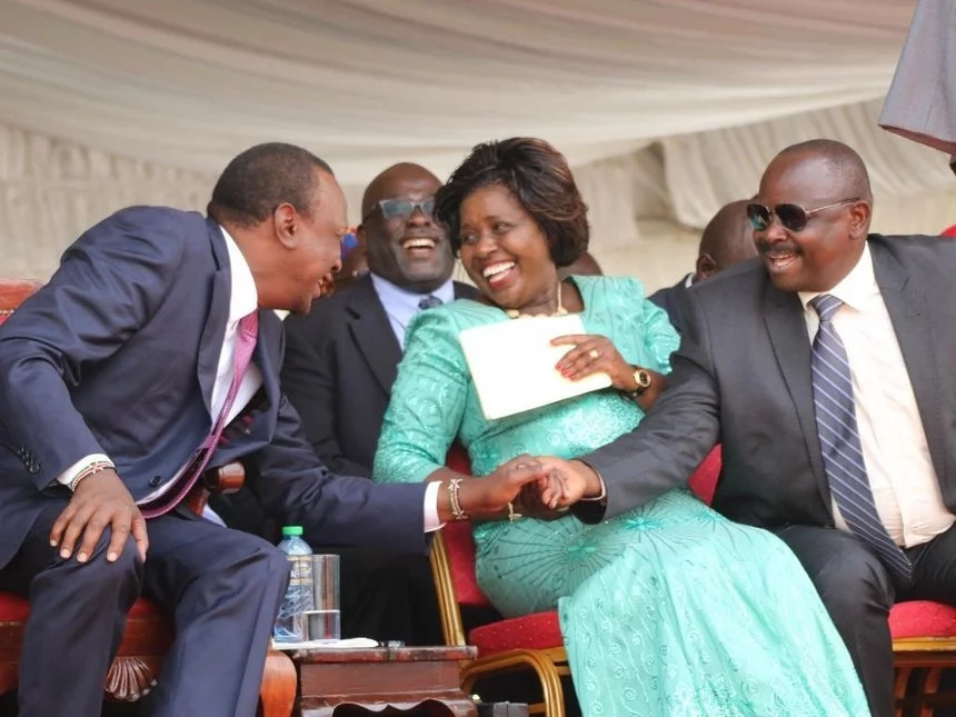 Female Jubilee governor bans 'your excellency' title, tells aides not to carry special chairs for her to functions