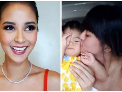 Bianca Gonzales shares her current experience in raising up her two-year-old baby Lucia