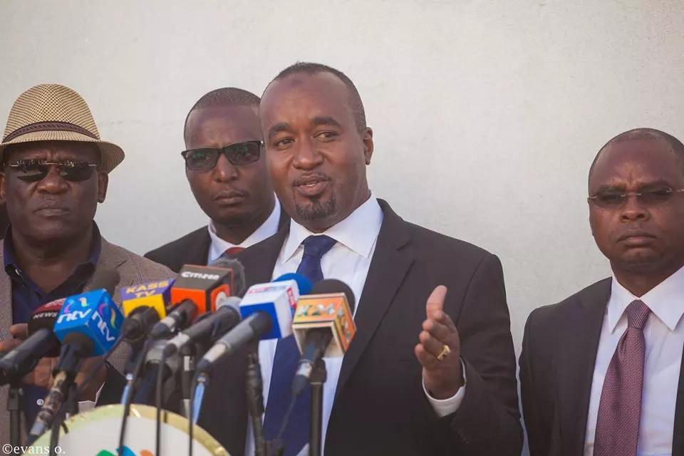 Joho survives second attempt to stop him from defending his seat