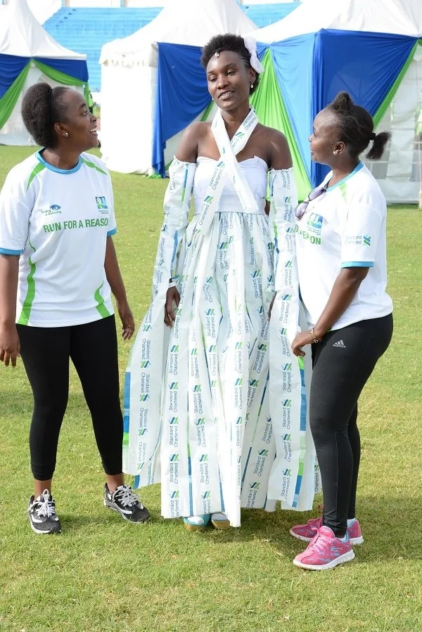 Heartwarming photos from the just concluded Stan chart marathon