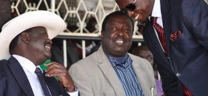 Musalia Mudavadi pleads with Ababu Namwamba to leave ODM