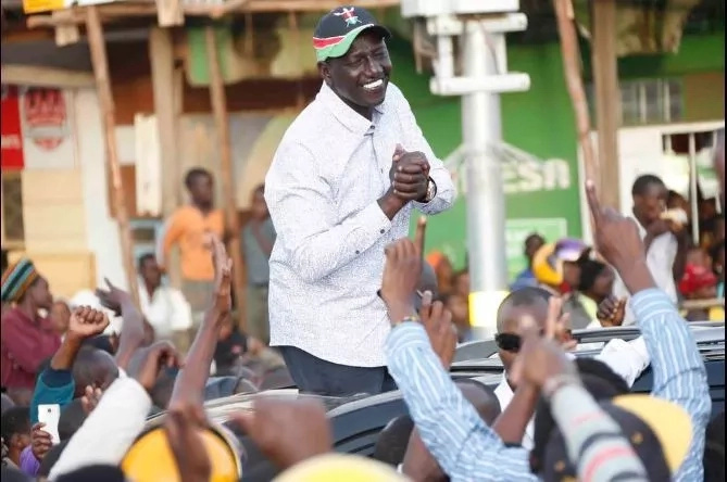 After announcing a visit to DP Ruto's backyard, Ruto plans tour in NASA's stronghold on same day