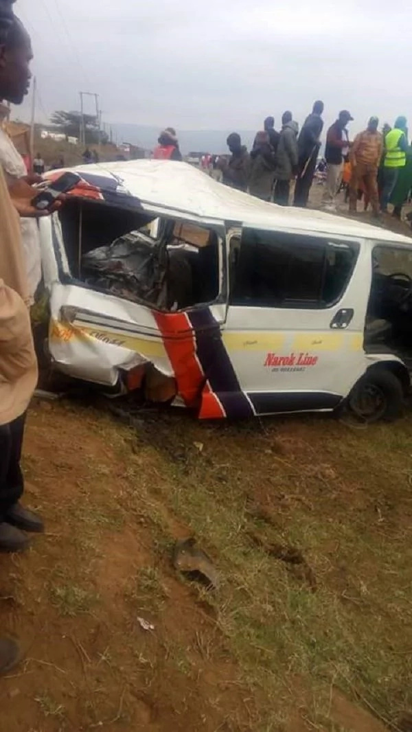 4 students perish in grisly road accident in Narok