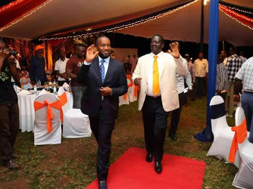 ODM party officials in Germany for political retreat