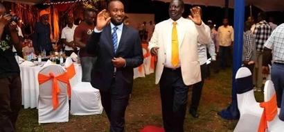 Raila Odinga aamriwa kumuomba Rais Kenyatta msamaha