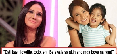 Manhid na daw siya sa mga lalake? Katrina Halili proud of staying single for 6 years, says boys don't mean anything to her anymore