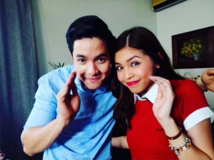 AlDub couple spends honeymoon in London
