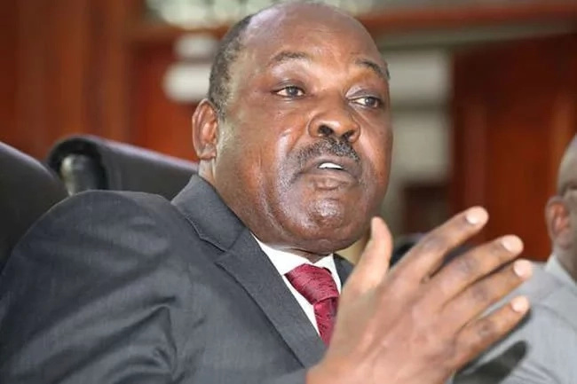 ODM governor flees as youth storm his office