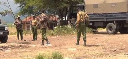 Polisi ajitoa uhai katika hali isiyoeleweka katika kaunti ya Bungoma