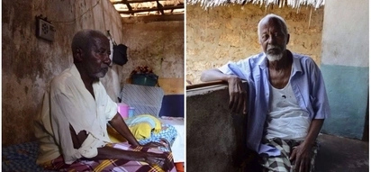 Sad! Kenyan village elders are losing their memory because of Alzheimer's disease