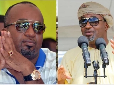 Joho mourning after losing close family member