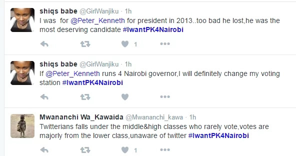 After showing support for Uhuru, Kidero goes for the neck of his bitter rival