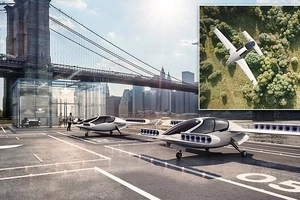 The future is here! World's 1st ever 2-seater electric jet that takes off vertically is ready to fly (photos)