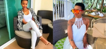 I only sleep with presidents and vice presidents-socialite Huddah reveals