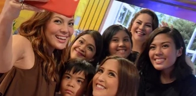 Siblings on KC Concepcion: She's weird