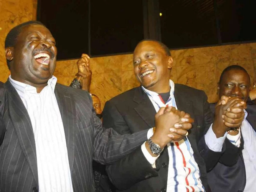 Explained: How Mudavadi's ANC has distanced themselves from NASA