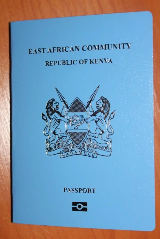 The Kenyan ePassport