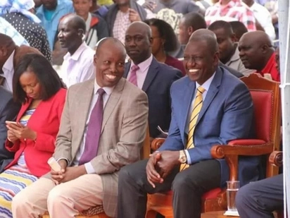 Central Kenya leaders threaten to deny Ruto votes in 2022 if Uasin Gishu County continues to harras hawkers