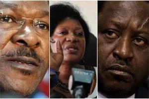 Wetangula's party opts AGAINST Raila's nomination method