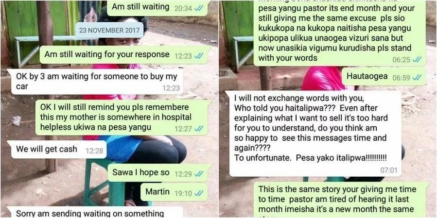 Mchungaji aanikwa peupe kwa kutongoza na kunyang'anya wanawake