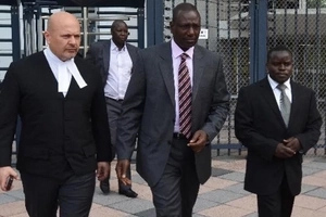 Ruto's lawyer Karim Khan who represented him at ICC lands a plum job in Kenya