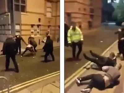 Can This Be The Only Side Of The Story? Bouncers Vs. Clubbers All Over Again In This Video