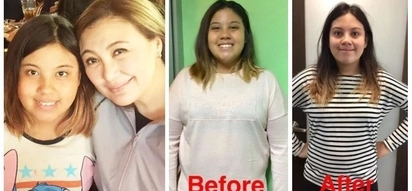 """Emotional Sharon Cuneta shares 13-year-old daughter Miel's drastic weight loss journey: """"I am so proud of you"""""""