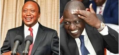 IMEFICHULIWA: Hii ndiyo sababu kuu ya Ruto kutosafiri kwenye treni ya SGR pamoja na Uhuru