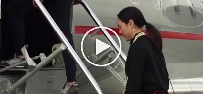 Nakaprivate plane pa! Gretchen Barretto shows what it's like to travel to Taiwan in luxury