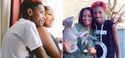 Eric Omondi's fiance showers him with love days after he was mercilessly trolled for outrageous video