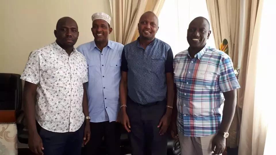 Ni lazima Uhuru kumwangamiza Raila kisiasa la sivyo, hatutamsamehe – Moses Kuria