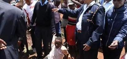 Nyeri women descend on rapist gang terrorizing them