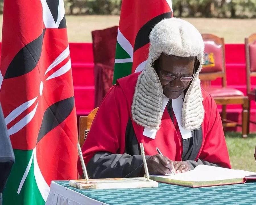 Kenya's judiciary is troubled - CJ Maraga admits