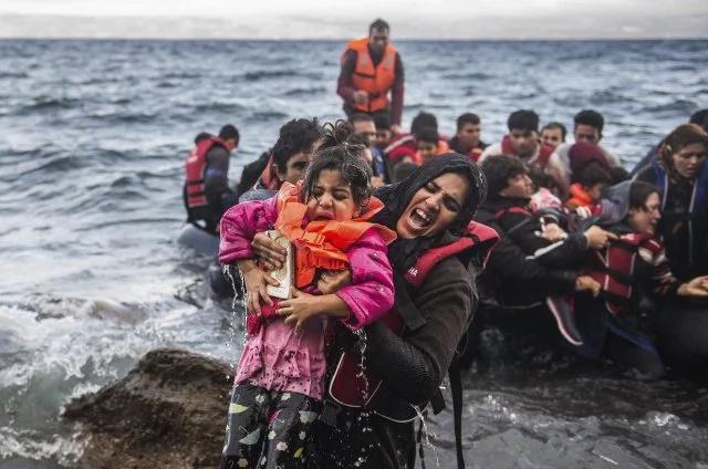 Campaña de los famosos a favor de los refugiados