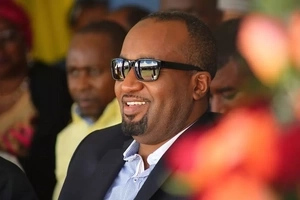 9 pictures that prove that Hassan Joho is the hottest and sexiest governor ever
