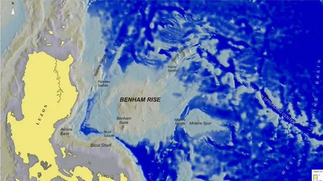 PH expands territory with Benham Rise