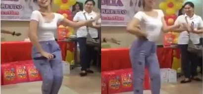 Julia Baretto and her igniting dance will make your day!