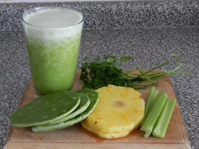 Delicioso jugo natural para bajar el azúcar en la sangre y de paso perder peso