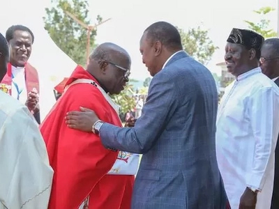Family left shocked in Meru after Uhuru fails to turn up for funeral of their kin