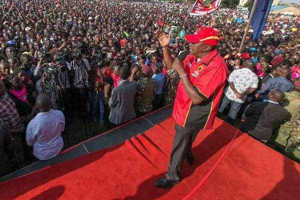 If all these NASA counties boycott election, Uhuru might not be declared winner