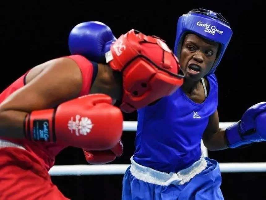Fairytale gold for Aussie boxer with tragic family history