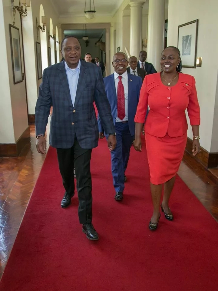 Uhuru's appeal to first Kenyan to be elected Australian Senator