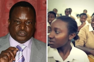 Just in: ODM MP arrested after drama at a girls school