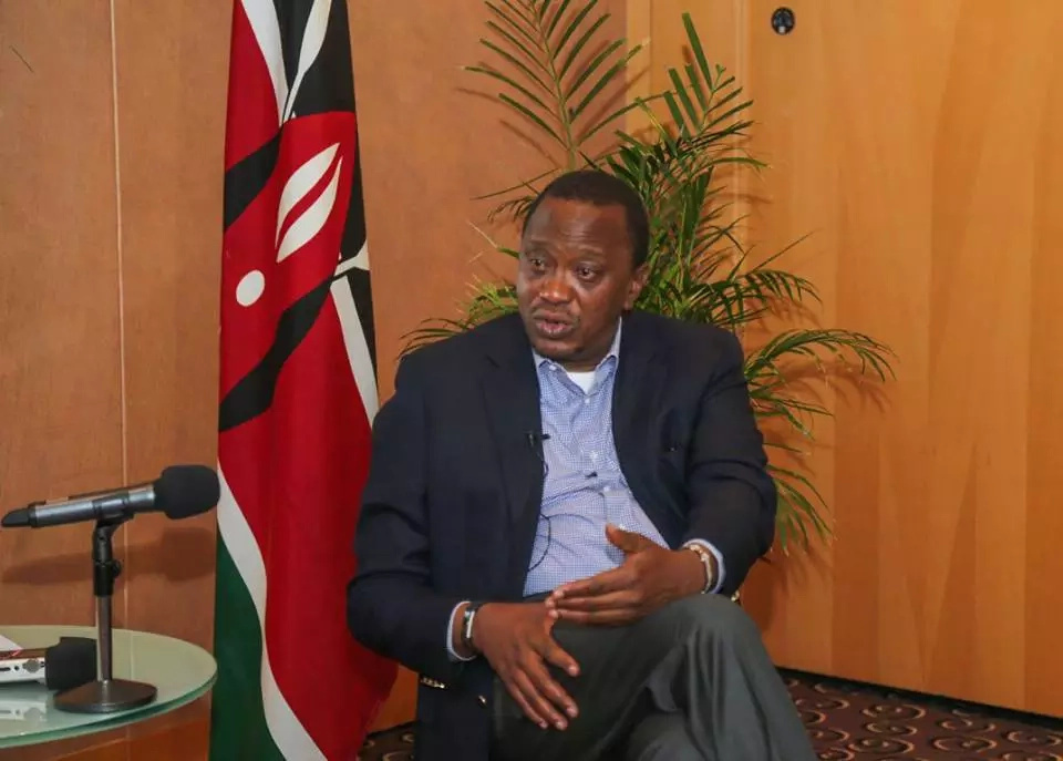 Auditor indicates money was stolen in scandal involving Uhuru's relatives