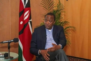 Al-shabaab militiants force Uhuru to cancel international trip