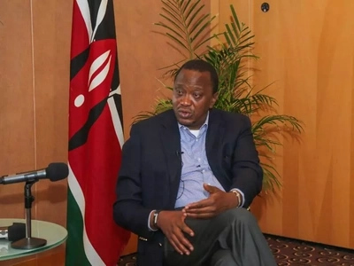 President Uhuru Kenyatta not leaving the country after terror attack